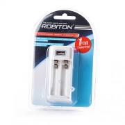 Зарядное устройство AA, AAA, USB Robiton SmartUSB