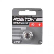 Батарейка литиевая Robiton CR1 3N для вебасто 3В