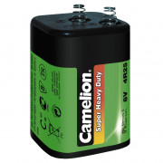 Батарейка Camelion 4R25 специальная солевая 6В 1шт
