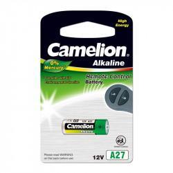 Батарейка Camelion 12829 A27 алкалиновая 12В 1шт