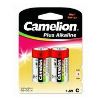 Батарейки Camelion Plus Alkaline 1653 C LR14 алкалиновые 1,5В 2шт