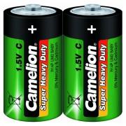 Батарейка Camelion Super Heavy Duty 1661 C R14 солевая 1,5В 12шт
