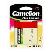 Батарейка Camelion 1656 3LR12 Квадратная алкалиновая 4,5В 1шт
