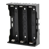 Батарейный отсек ROBITON Bh3x18650/pins c выводами для пайки на 3 аккумулятора размера 18650