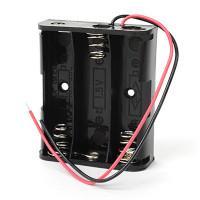 Батарейный отсек с проводами ROBITON Bh3xAA для 3 батареек или аккумуляторов размера АА и 14500