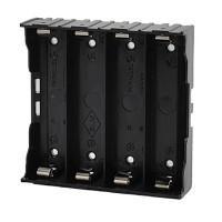 Батарейный отсек ROBITON Bh4x18650/pins c выводами для пайки на 4 аккумулятора размера 18650