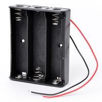 Батарейный отсек с проводами ROBITON Bh3x18 для 3 аккумуляторов размера 18650