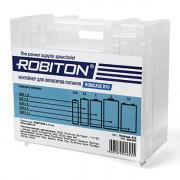 Контейнер для 35 аккумуляторов Robiton