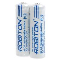Ni-Cd аккумуляторы Robiton AA 1000мАч 2шт