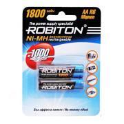 Ni-Mh аккумуляторы Robiton АА 1800мАч 2шт