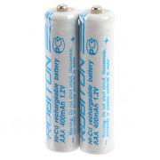 Аккумуляторы Ni-Cd никель-кадмиевые Robiton 400NCAAA high top SR2 AAA 10440 400 мАч 1,2 В 2шт