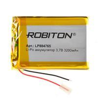 Аккумулятор Li-Po Robiton 884765 3200мАч