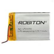 Аккумулятор Li-Po Robiton 233350 310мАч