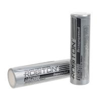 Аккумулятор ICR литий-кобальтовый (Li-Ion) Robiton LG 18650 2600 мАч 3,7 В