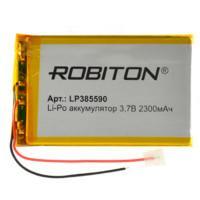 Аккумулятор Li-Po Robiton 385590 2300мАч