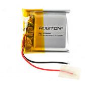 Аккумулятор литий-полимерный Li-Pol Robiton 502020 3,7В 150мАч