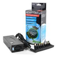 Блок питания для ноутбуков импульсный универсальный Robiton NB7000 7000мА 12-15-16-18-19-20-22-24 В 11 штекеров