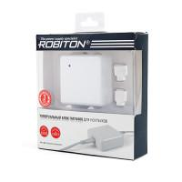 Блок питания для MacBook Robiton 3650мА MagSafe / MagSafe 2
