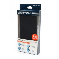 Внешний аккумулятор Li-Po Robiton 4500мАч Soft Touch