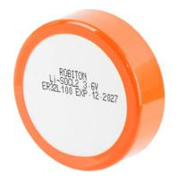 Специальная литиевая высокотемпературная батарейка Li-SOCl2 Robiton ER32L100 1700 мАч 3,6В