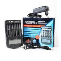 Зарядное устройство Ni-Cd, Ni-Mh, Li-Ion Robiton MasterCharger Pro