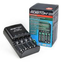 Зарядное устройство Ni-Zn, Ni-Mh, Ni-Cd Robiton 3in1Charger