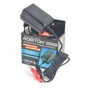 Зарядное устройство для свинцово-кислотных аккумуляторов 6 В и 12 В Robiton LAC612-500