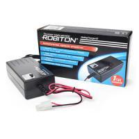Зарядное устройство ROBITON HOBBYCHARGER02 для 1s 2s 3s 4s Li-Ion Li-Pol аккумуляторов напряжением 3.7 7.4 11.1 и 14.8 v