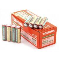 Батарейки солевые Toshiba Heavy Duty AAA R03 1,5В 40шт