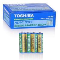 Батарейки солевые Toshiba Heavy Duty AA R6 1,5В 40шт