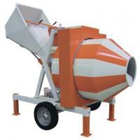 Бетоносмеситель СБР-800, 15-18 м3/ч, 800 л, 7,5 кВт, 380 В.