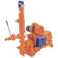 Растворонасос поршневой РНП-4000А, 4,0 м3/ч, 7,5 кВт, 380 В, 3,92 МПа, подача: гор/вер 200/60 м.