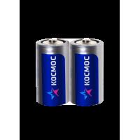 Батарейки солевые Космос D R20 1,5В 24шт