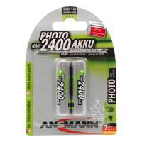 Аккумулятор Ni-MH Ansmann 5030492 Photo AA 2400мАч 1,2В 2шт