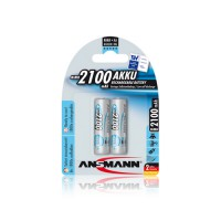 Аккумуляторы Ansmann maxE AA 2100 мАч 2шт