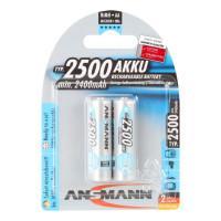 Аккумулятор Ni-MH Ansmann 5035432 MaxE plus AA 2500мАч 1,2В 2шт
