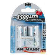 Аккумуляторы металлогидридные Ni-MH Ansmann 5035352-RU MaxE LSD С LR14 4500 мАч 1,2В 2шт