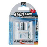 Аккумулятор Ni-MH Ansmann 5035352-RU MaxE LSD С LR14 4500 мАч 1,2В 2шт
