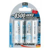 Аккумуляторы металлогидридные Ni-MH Ansmann 5035362-RU MaxE LSD D LR20 8500 мАч 1,2В 2шт