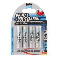 Аккумуляторы металлогидридные Ni-MH Ansmann 5035092-RU Digital AA HR6 2850мАч 1,2В 4шт