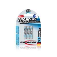 Аккумулятор Ni-MH Ansmann Phone AAA 800мАч 1,2В 3шт