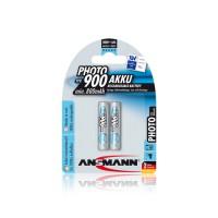 Аккумулятор Ni-MH Ansmann Photo AAA 900мАч 1,2В 2шт