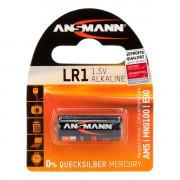 Батарейка алкалиновая Ansmann 5015453 N LR1 1,5В специальная 1шт
