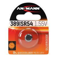 Батарейка в часы Ansmann 1516-0015 389 SR54 1,55В дисковая 1шт