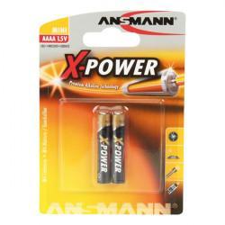 Батарейка Ansmann X-Power AAAA 2шт