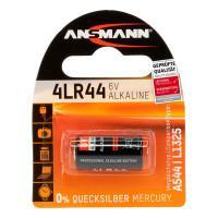 Батарейка алкалиновая Ansmann 1510-0009 4LR44 6В специальная 1шт