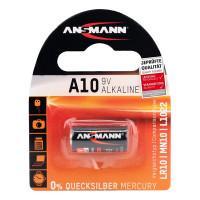 Батарейка алкалиновая Ansmann 1510-0006 A10 LR10 9В специальная 1шт