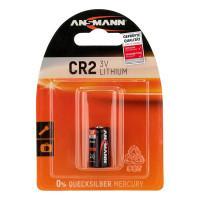 Батарейка Ansmann 5020022 CR2 3В литиевая специальная 1шт