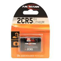 Батарейка Ansmann 5020032 2CR5 6В литиевая специальная 1шт
