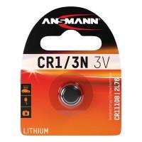 Батарейка дисковая литиевая Ansmann CR1-3N, CR 11108, 2L76 3В для вебасто 1шт